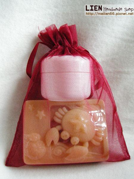 洗髮皂 護手霜 星座禮品包裝