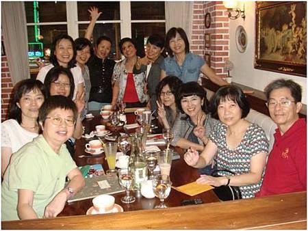 2010年9月11日台大圖書館系新店續攤