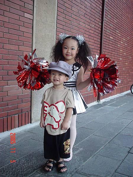 941105阿琳姐姐第一次舞蹈表演