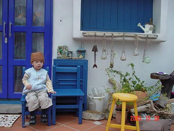 1F的小庭院