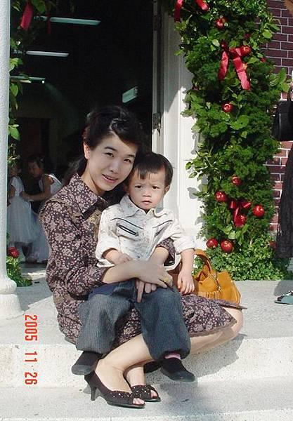 安寶貝與媽咪