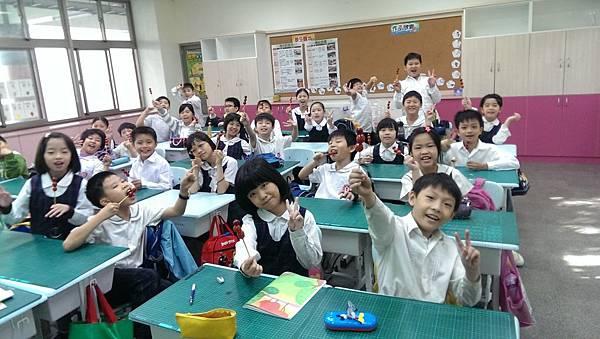 相親相愛-小三小四的同班同學