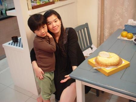 是媽咪生日唷