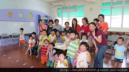 妍幼稚園慶祝毋親節 097