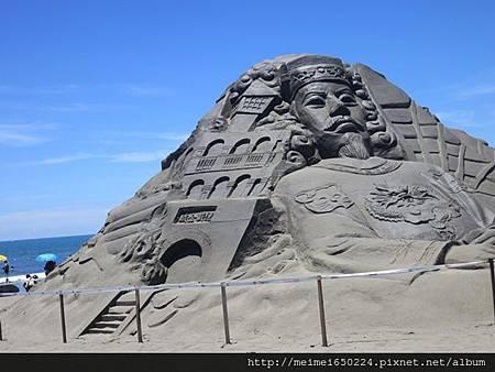 馬 沙溝幸福海灘 015