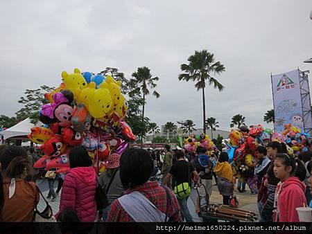 101年夢時代氣球大遊行 001