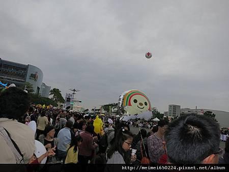 101年夢時代氣球大遊行 005