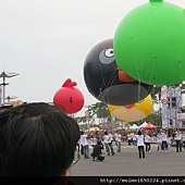 101年夢時代氣球大遊行 123