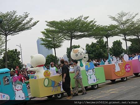 101年夢時代氣球大遊行 139