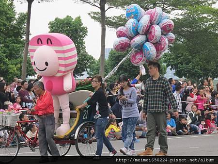 101年夢時代氣球大遊行 150