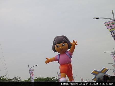 101年夢時代氣球大遊行 201
