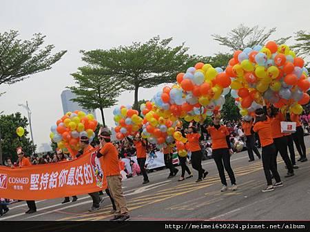 101年夢時代氣球大遊行 270