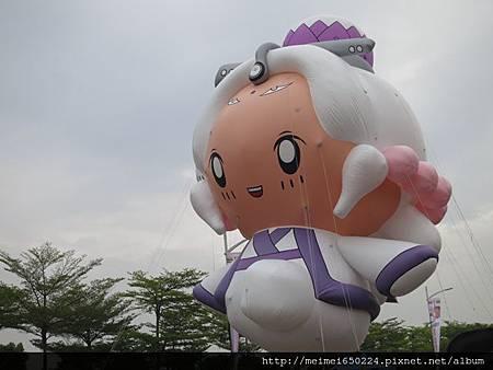 101年夢時代氣球大遊行 357