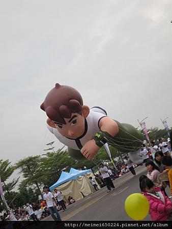 101年夢時代氣球大遊行 402
