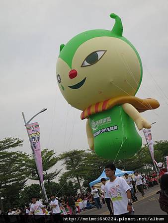 101年夢時代氣球大遊行 430