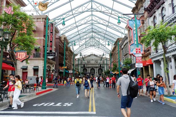 新加坡環球影城街景.jpg