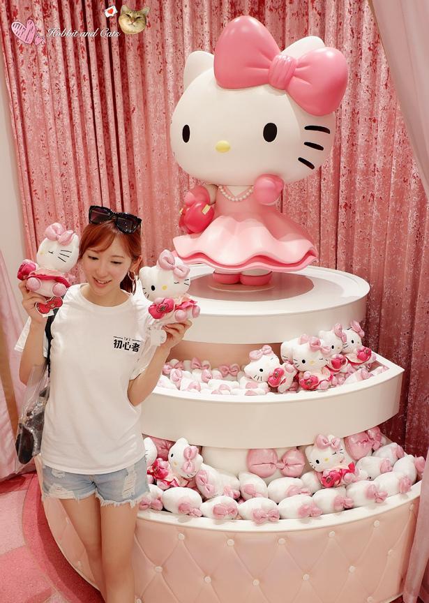 新加坡環球影城hello kitty.jpg