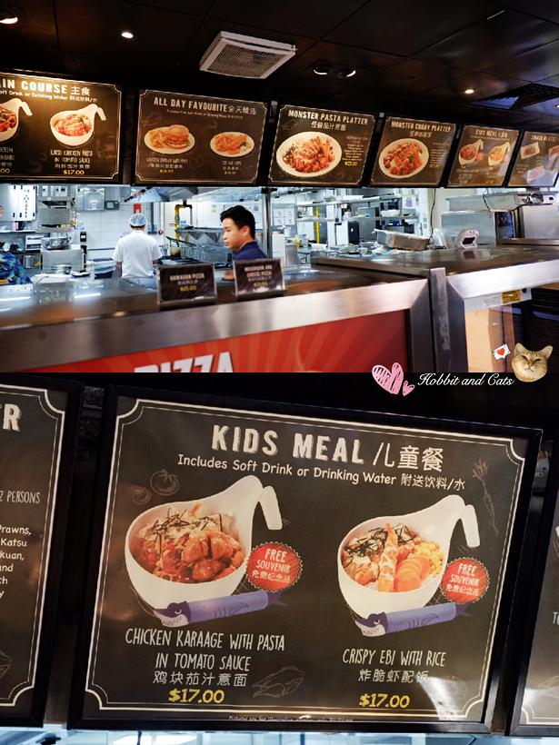 新加坡水上探險樂園餐廳菜單.jpg