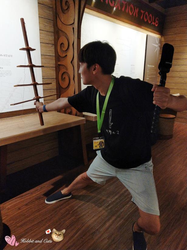 新加坡海事博物館航海器具.jpg
