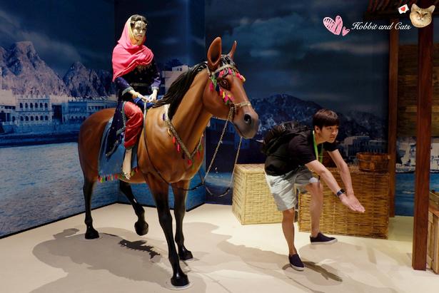 新加坡海事博物館騎馬.jpg