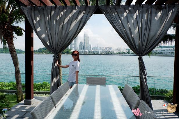 新加坡聖淘沙海濱別墅beach villa涼亭.jpg
