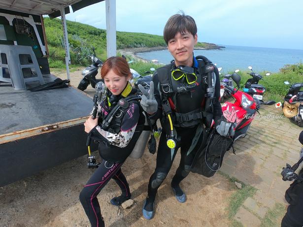 澎湖海洋途徑潛水體驗著裝.jpg