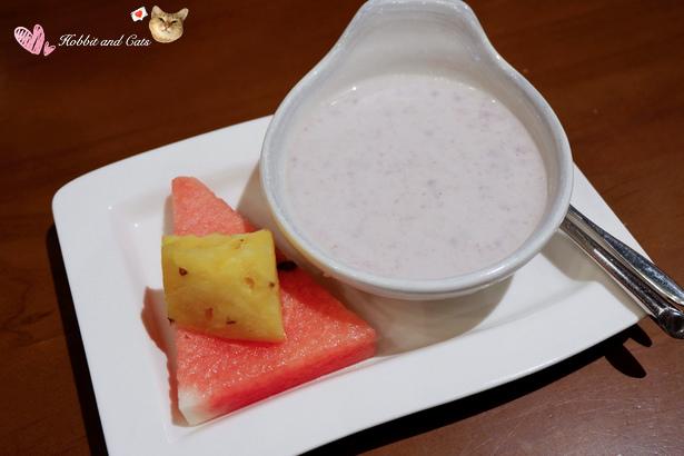 新竹竹北享廚鐵板燒主廚推薦甜點.jpg