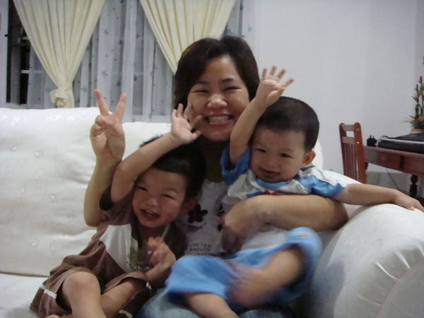 姨姨和宝贝