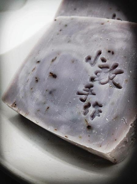 紫戀薰衣草身體皂