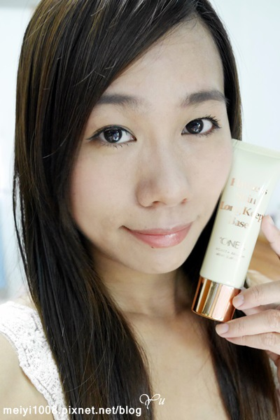 歐恩伊+ONE% 瓷肌女神光控油妝前凝乳