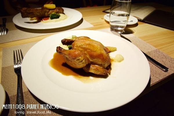 波咔法式爐烤香料春雞