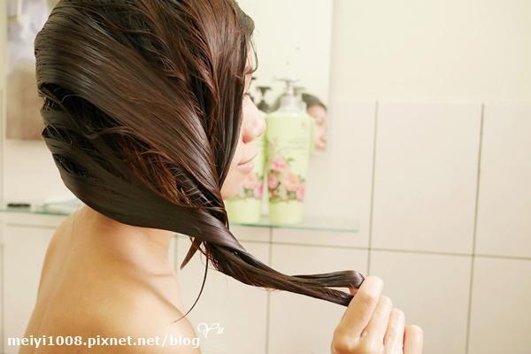 ELASTINE伊絲婷綠野迷情奢華香水潤髮乳