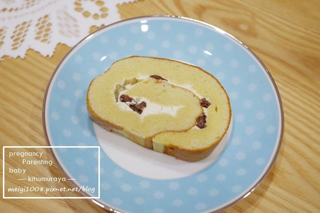 橘村屋彌月蛋糕招牌楓糖葡萄捲