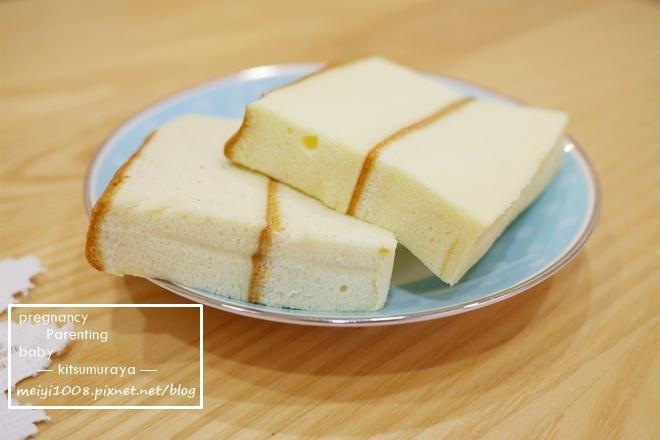 橘村屋彌月蛋糕招牌蜂蜜蛋糕