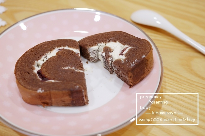 橘村屋彌月蛋糕酒釀黑莓捲