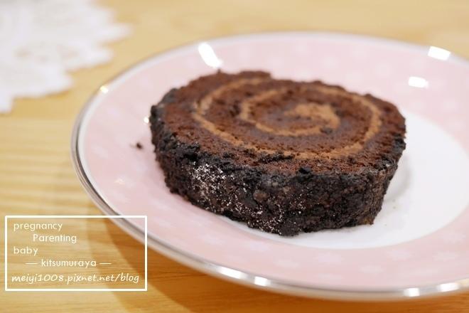 橘村屋彌月蛋糕OREO巧克力捲