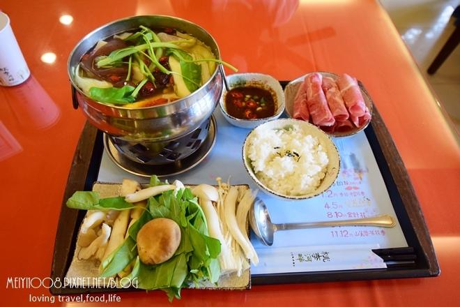 台中新社景點桃李河畔景觀餐廳