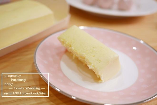 Candy Wedding彌月蛋糕香柚乳酪蛋糕