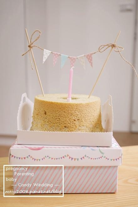 Candy Wedding彌月蛋糕戚風蛋糕