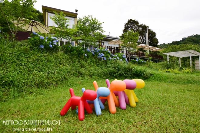精靈村廚房新竹尖石景觀餐廳