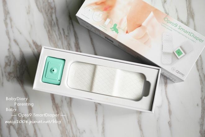 Opro9 SmartDiaper 尿溼感知器/育兒好物