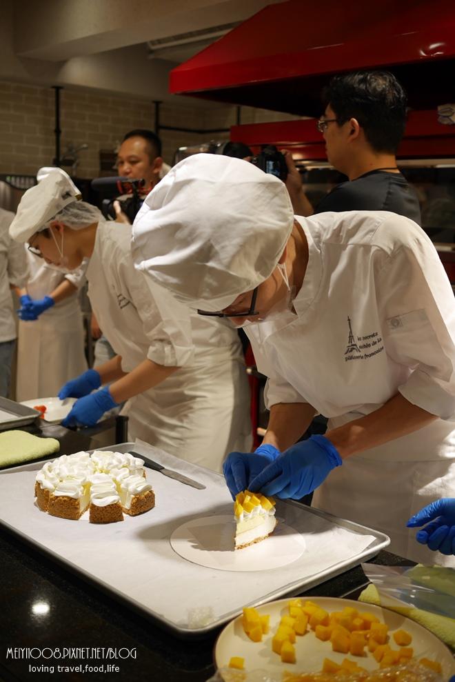 法國的秘密甜點大安店蛋糕