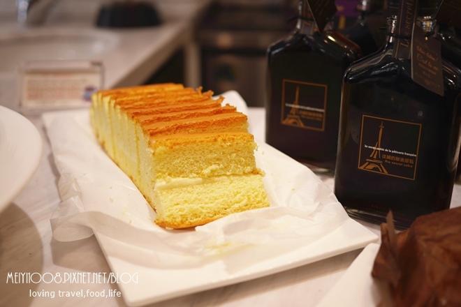 法國的秘密甜點大安店諾曼第牛奶蛋糕