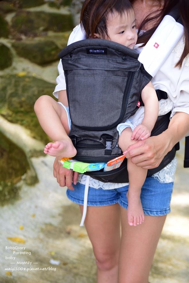 瑞士品牌MiaMily健康護脊嬰兒背帶