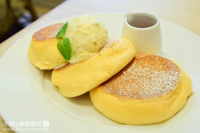 沖繩美食幸福鬆餅瀨長島