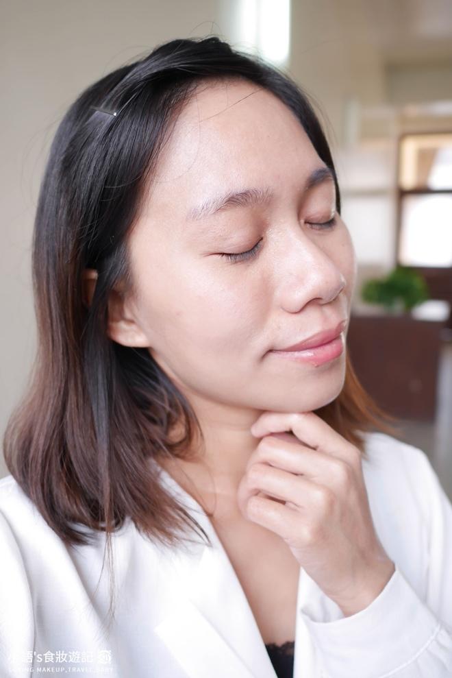 媚點防曬粧前水凝乳妝後