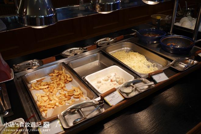 沖繩麗山谷茶灣飯店中西日式合併早餐廳菜色