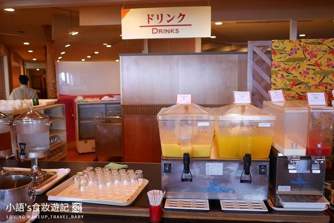 沖繩麗山谷茶灣飯店中西日式合併早餐廳