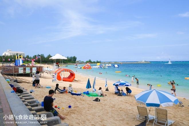 沖繩麗山谷茶灣飯店海灘