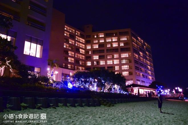 沖繩麗山谷茶灣飯店夜景